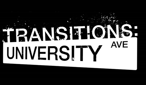 Transition: University Ave.