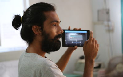 Video Volunteers' Smartphone-based Production Training